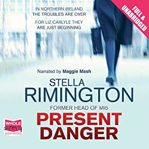 Present Danger Audiobook