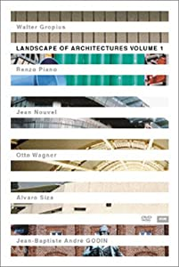 LANDSCAPE OF ARCHITECTURES 世界の建築鑑賞 Vol.1 [DVD]