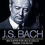 J.S. Bach, Six Suites for Solo Cello: Pierre Fournier