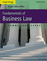 Cengage Advantage Books: Fundamentals of Business Law, 9th Edition