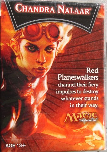Magic the Gathering Limited Edition 30-card Planeswalker Deck 2012: Chandra Nalaar (Red) - 1