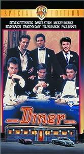 Diner [VHS]