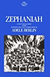 img - for Zephaniah (Anchor Bible Series, Vol. 25A) book / textbook / text book