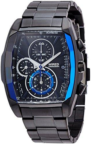 [セイコー ウオッチ]SEIKO WATCH 腕時計 WIRED ワイアード REFLECTION クオーツ カーブハードレックス 日常生活用強化防水(10気圧) AGAV106 メンズ
