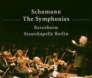Schumann - Intégrale des Symphonies