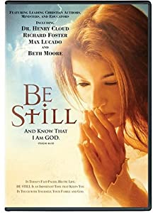 "Cover of ""Be Still"""
