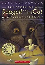 Story Of A Seagull And The Cat Who Taught Her To Fly (Apple Signature)
