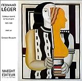 echange, troc Georges Bauquier - Fernand Léger: Catalogue raisonné 1925-1928