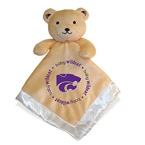 Baby Fanatic Security Bear Blanket, Kansas State University