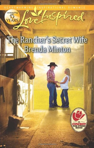 Image of The Rancher's Secret Wife (Love Inspired)