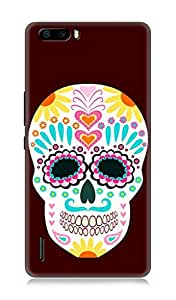 Huawei Honor 6 Plus 3Dimensional High Quality Designer Back Cover by 7C