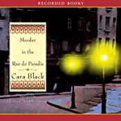 Murder in the Rue de Paradis | [Cara Black]