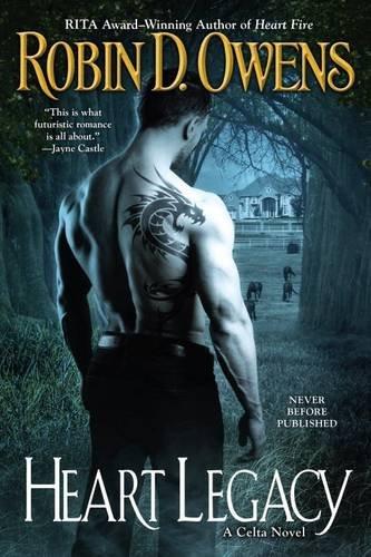 Heart Legacy: A Celta Novel