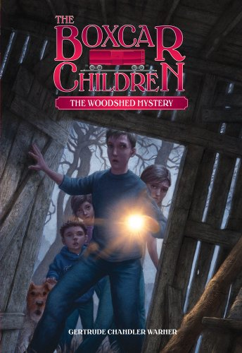 The Woodshed Mystery (The boxcar children)