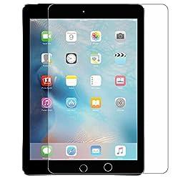 OuTera [Lifetime Warranty]iPad Mini 1 / 2 / 3 Glass Screen Protector, 0.26mm 9H Tempered Glass Screen Protector for iPad Mini 1 / iPad Mini 2 / iPad Mini 3 New Apple iPad Mini with Retina display