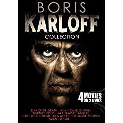 Karloff, Boris - Boris Karloff Collection