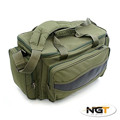 Green Insulated Fishing Carryall 909 by NGT