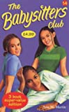 "The Babysitters Club Collection 14: "" Jessi and the Dance School Phantom "" , "" Mary Ann Vs. Logan "" , "" Claudia and the Middle School Mystery "" No. 14 (Babysitters Club Collection) (0439012260) by Martin, Ann M."