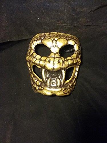 Snake Full Mask (Reptile Mask)