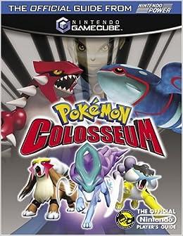Official Nintendo Pokemon Colosseum Player's Guide ...