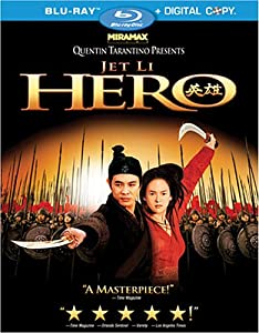 NEW Li/ziyi/leung/yen - Hero (Blu-ray)