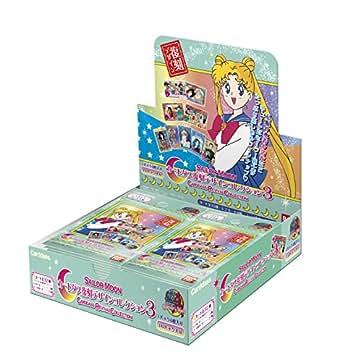 美少女戦士セーラームーン カードダス復刻デザインコレクション3 ブースターパック(BOX)