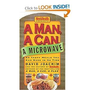 A Man, a Can, a Microwave - David Joachim