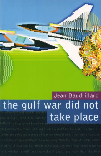 The Gulf War Did Not Take Place091014317X