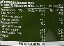 Bicentury Tortitas De Maíz Oliva Y Cebollino - 130 g