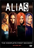 Sydney Bristow shows her many different faces starting in the first season of Alias on DVD