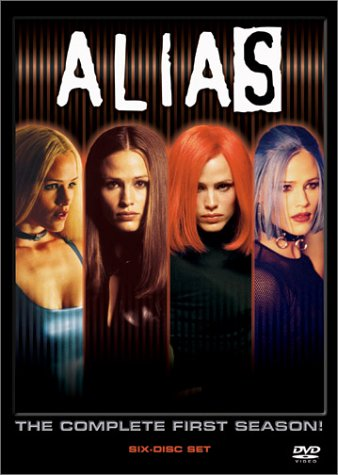 Cover art for  Alias - The Complete First Season