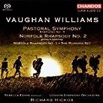 Vaughan Williams Pastoral Symphony; N...