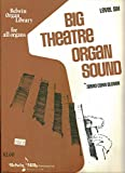 img - for Big Theatre Organ Sound - Level 6 book / textbook / text book