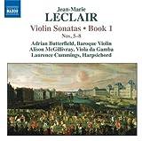 echange, troc  - Sonates Pour Violon ( Livre I - N°5 A 8)