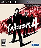 Yakuza 4 - PlayStation 3 Standard Edition