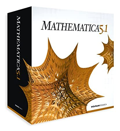 Mathematica 5.1 (Mac)