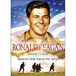 Ronald Reagan Double Feature: This is the Army / Santa Fe Trail