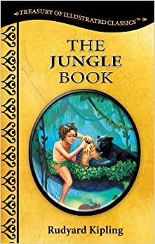 The Jungle Book-Treasury of Illustrated Classics Storybooks Collection