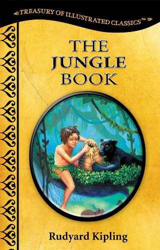 The Jungle Book-Treasury of Illustrated Classics Storybooks Collection (Treasury Of Illustrated Classics compare prices)