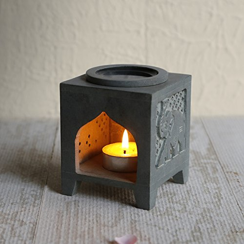 natural-soapstone-elephant-tea-light-oil-warmer-3-x-3-x-375-inches