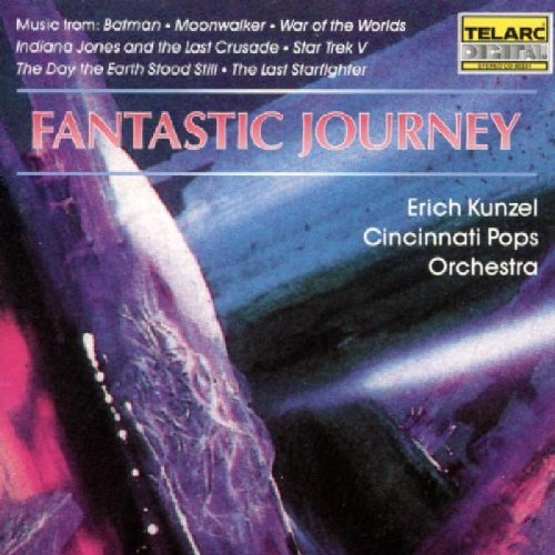 Fantastic Journey by Danny Elfman, Bernard Herrmann, Leith Stevens, John [1] Barry and Paul [Composer] Freeman