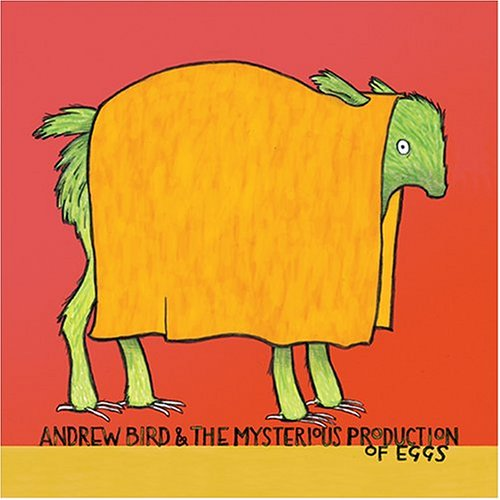 BIRD, ANDREW - Mysterious Production of Eggs - LP