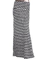 Women's Maxi Skirt -Stretchy, Soft Fabric