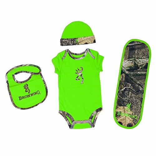 Browning -  Body  - Bebè maschietto verde 18-24 Mesi