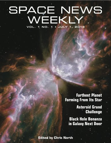 Space News Weekly Vol 1 No 1 (Issue No. 1)