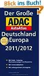 Der Gro�e ADAC AutoAtlas Deutschland,...