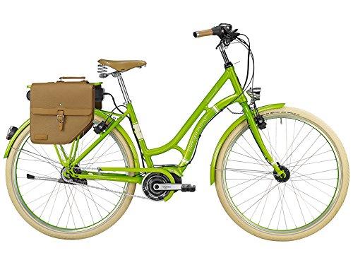 Bergamont-E-Line-Summerville-Damen-Retro-Pedelec-Elektro-Fahrrad-grnwei-2016