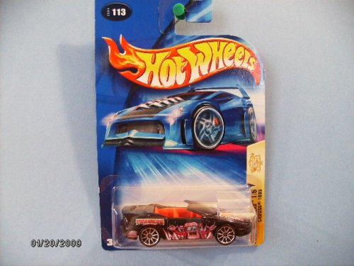 Hot Wheels Cereal Crunchers Camaro 1995 Franken Berry 1:64 Scale