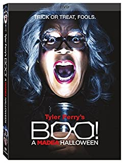 Book Cover: Tyler Perry's Boo! A Madea Halloween