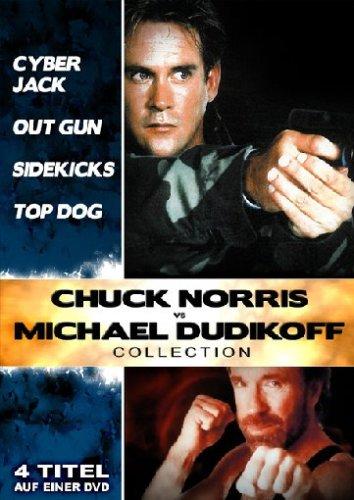 Chuck Norris & Michael Dudikoff Collection [Edizione: Germania]